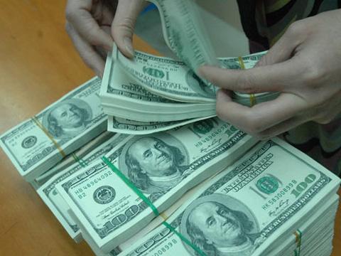 Tỷ giá USD ngày 20/7/2013