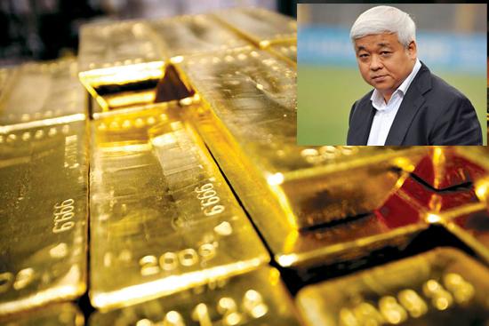 Buôn vàng trái phép, Nguyễn Đức Kiên bị bắt, buôn lậu vàng