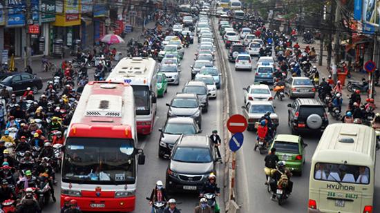 Dự án đường vành đai 2 Hà Nội đoạn trường Chinh sắp khởi công