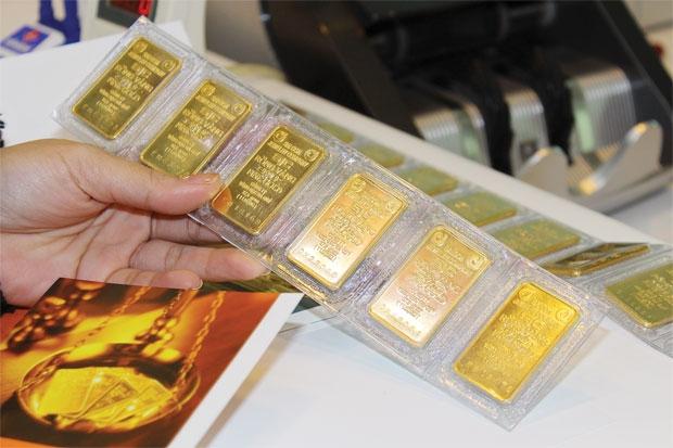 Giá vàng, giá vàng SJC hôm nay, gia vang