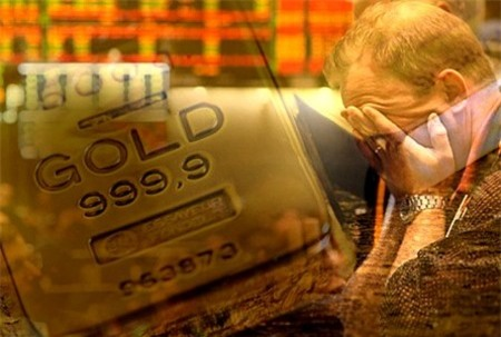 Giá vàng thế giới, giá vàng quốc tế giảm hôm nay