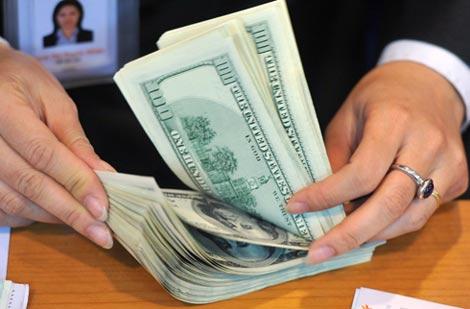 Tỷ giá USD ngày 16/8/2013, gia usd tu do va cho den hom nay