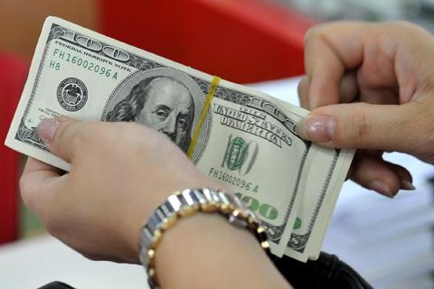 Tỷ giá USD ngày 6/8/2013