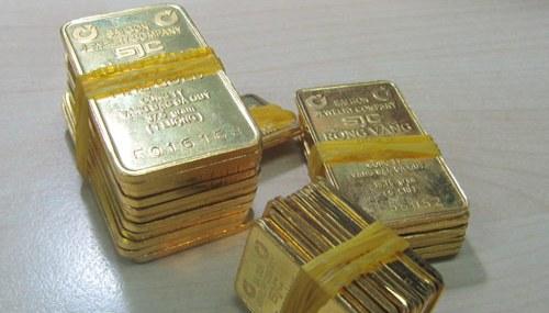 Tin giá vàng ngày 9/8/2013: vàng đấu thầu đi đâu