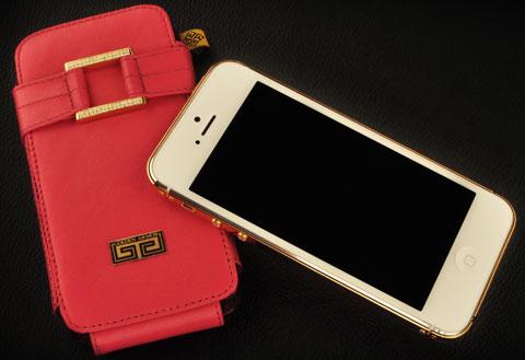 iPhone 5s mạ vàng 24K, giá bán iPhone 5s mạ vàng tại Việt Nam