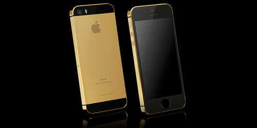 Giá bán iPhone 5s mạ vàng 24K,  bán iPhone 5s ma vang tại Hà Nội HCM