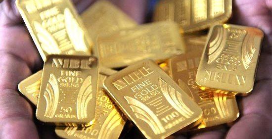Giá vàng ngày 3/9/2013 giảm trước những thông tin quan trọng