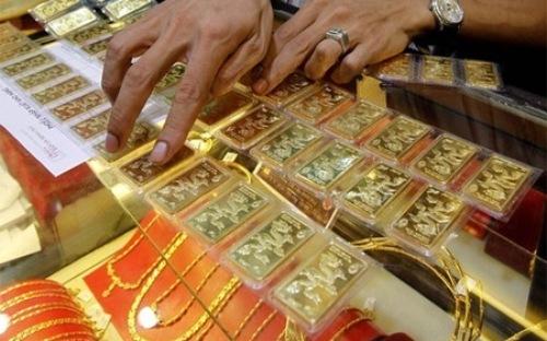 Tuần đầu tiên ngân hàng Nhà nước không đấu thầu vàng