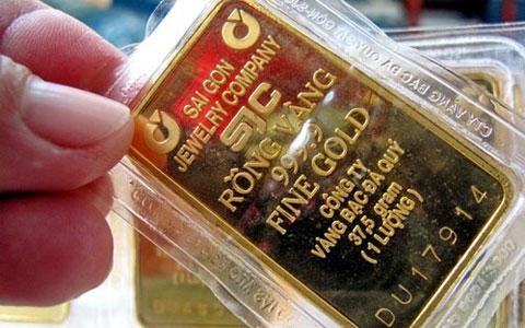 NHNN lý giải gần 60 tấn vàng đấu thầu đã đi đâu?