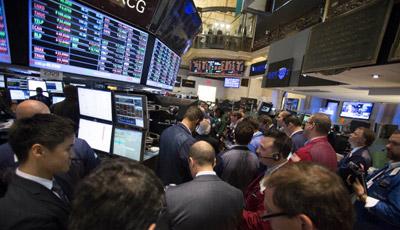 Thị trường chứng khoán Mỹ, thi truong chung khoan tuần này