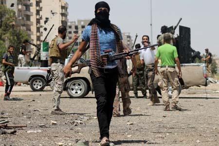 Chiến sự tại Syria tiếp tục tác động lớn tới thị trường vàng