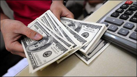 Tỷ giá USD ngày 11/9/2013