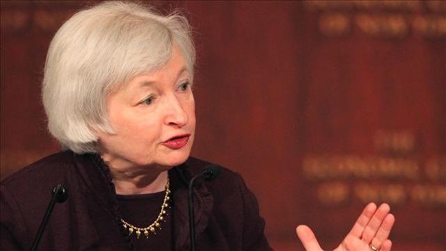 Bà Yellen trở thành ứng cử viên hàng đầu cho chiếc ghế chủ tịch Fed