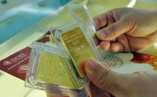 Phiên đấu thầu giá vàng ngày 11/10/2013 là phiên đấu thầu vàng miếng đầu tiên và cũng sẽ là phiên duy nhất diễn ra trong tuần này