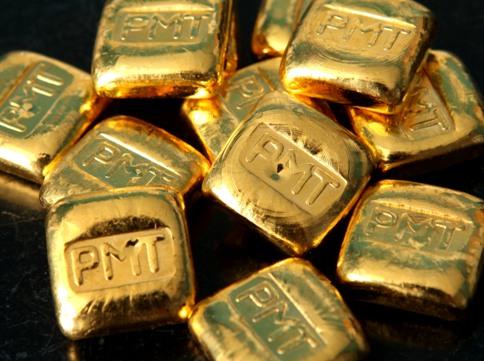 Giá vàng có thể tiếp tục giảm vào thứ Năm 7/11/2013 khi diễn ra cuộc họp của ECB