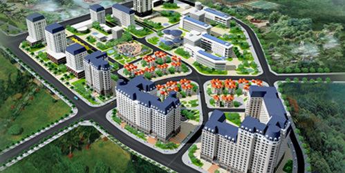 Khu đô thị mới Bắc Cổ Nhuế- Chèm: có thêm 1.000 căn hộ cho người thu nhập thấp