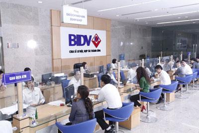 BIDV lại nộp hồ sơ đăng ký niêm yết trên HSX