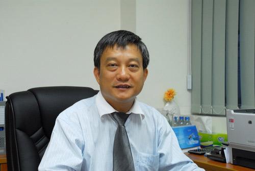 Ông Trần Thanh Hải TGĐ Công ty đầu tư ( ĐT ) và kinh doanh vàng