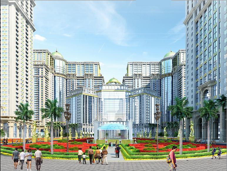 Bất động sản cao cấp tại Hà Nội