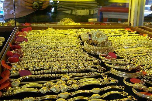 Thái lan và Ấn Độ thảo luận về vấn đề thuế xuất khẩu vàng