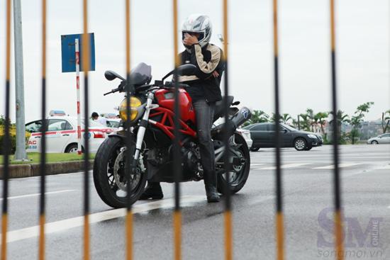Tự do thi bằng lái xe máy hạng A2 từ tháng 3/2014
