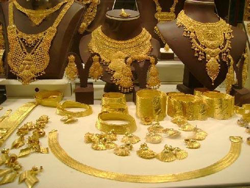 Vàng trang sức, trang sức bằng vàng đẹp