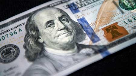 Đồng USD bất ngờ giảm nhẹ so với đồng Yên và Euro