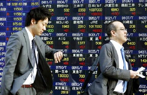 Chứng khoán châu Á ngày 28/11/2013 tăng sau dữ liệu kinh tế Mỹ