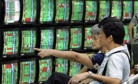 Chứng khoán Châu Á, thị trường chứng khoán châu Á hôm nay, chứng khoán, thị trường chứng khoán