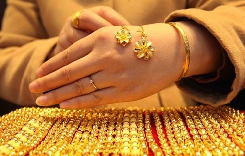 Giá vàng SJC trong nước sáng 7/1/2013 tăng nhẹ lên 35,26 triệu đồng/lượng