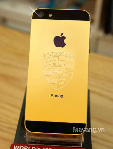 iphone5smavang24K, iphone 5s ma vang 24K