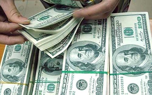 Tỷ giá USD ngày 18/11/2013