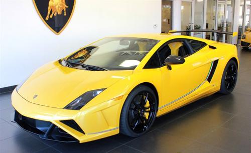 Dùng tiền ảo Bitcoin mua Lamborghini thật