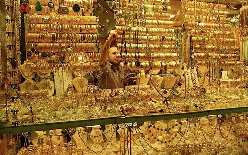 Giá vàng cuối năm  2013 có thể sẽ tăng mạnh