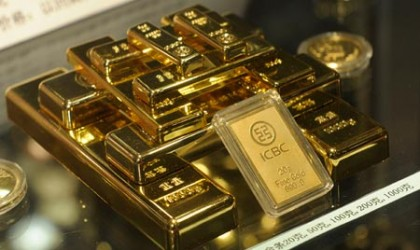 Giá vàng giảm xuống mức thấp nhất kể từ tháng 7 do lo ngại Fed cắt giảm kích thích kinh tế