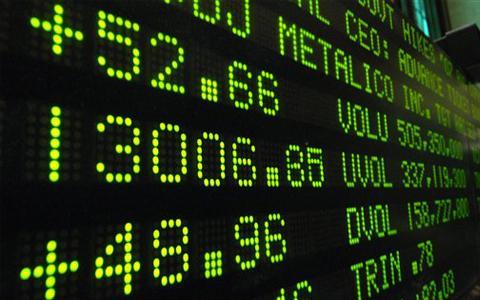 chứng khoán châu âu, thị trường chứng khoán