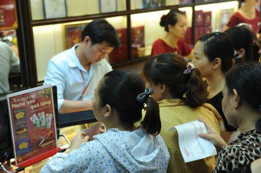 Bản tin thị trường vàng Bảo Tín Minh Châu ngày 9/1/2014