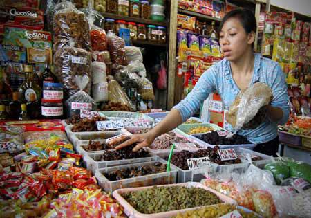 thị trường Tết, hàng hóa tết 2014