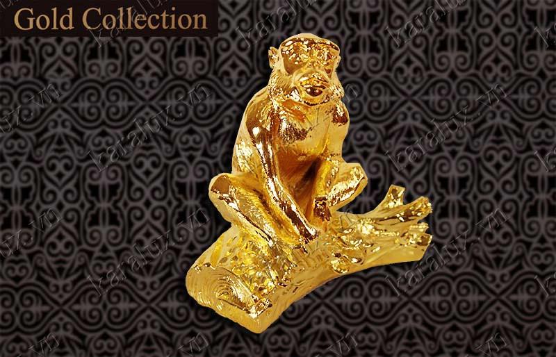 Tượng phong thủy tuổi Thân, phong thủy tuổi Thân, tượng Khỉ, linh vật khỉ