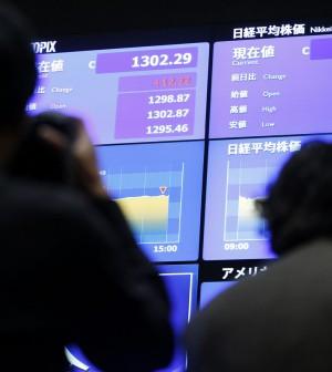 Nikkei tăng vọt, Yên xuống giá sau quyết định của BOJ, chứng khoán nhật bản, chứng khoán thế giới
