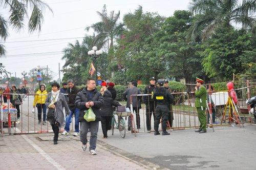 Lễ hội đền Trần Nam Định năm 2014 trước giờ khai ấn| Tin mới về DEN TRAN
