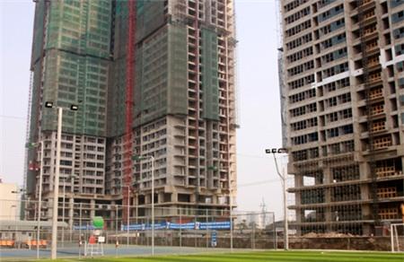 Chung cư tăng giá, bất động sản