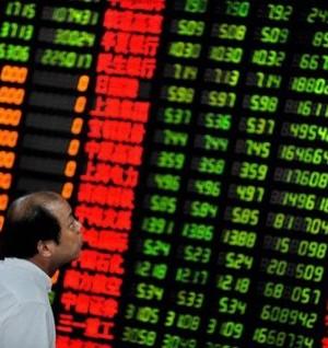 Chứng khoán châu Á thoái lui từ mức đỉnh 3 tuần, chứng khoán thế giới