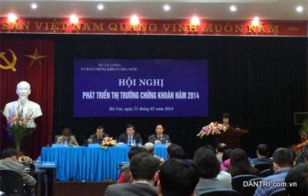"""Chứng khoán Việt Nam """"lọt thỏm"""" trong khu vực"""