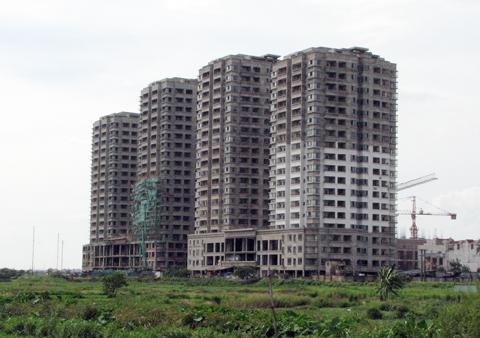 địa ốc xả hàng tồn, bất động sản, thị trường bất động sản