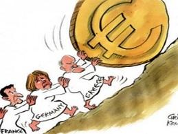 Tháng thứ 4 liên tiếp lạm phát ở khu vực Eurozone chỉ tăng dưới 1%