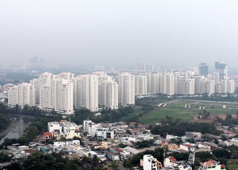 Giá cho thuê văn phòng Việt Nam tiếp tục giảm, giá nhà đất