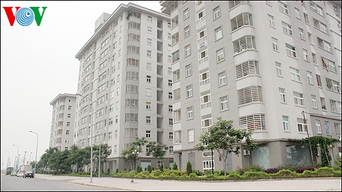 Giá chung cư tại Hà Nội tháng 2/2014 bắt đầu tăng | Thị trường Bất động sản