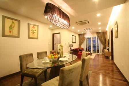 Hoà Bình Green City sẽ bàn giao căn hộ cho khách hàng từ 30/6/2014