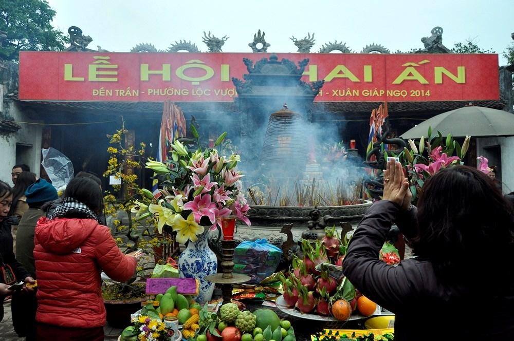 Lễ hội khai ấn Đền Trần Nam Đinh năm nay 2014 có gì mới?